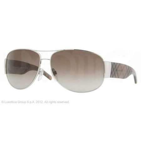 9481a3d3f17 Burberry - Sunglasses Burberry BE 3020 M 100513 SILVER - Walmart.com