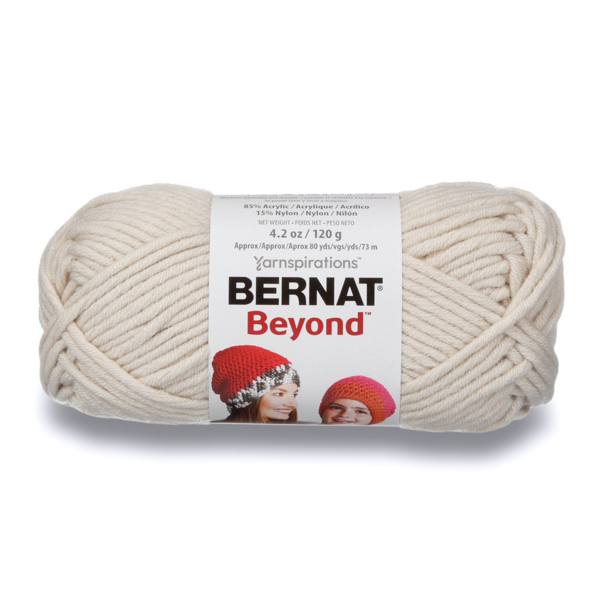 Bernat Beyond Yarn-Red