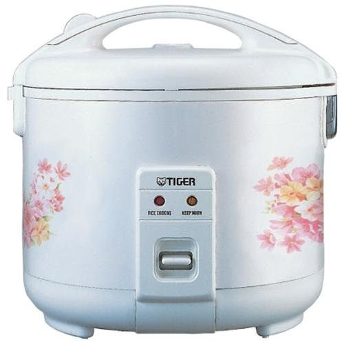 Tiger America Corp. Jnp-1000 5.5 C. Elec Rice Cooker/food S