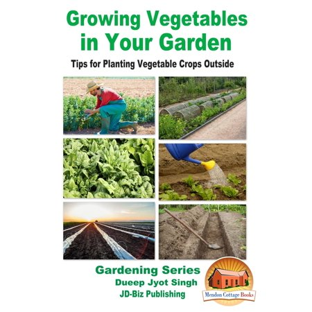 Growing Vegetables in Your Garden: Tips for Planting Vegetable Crops Outside -