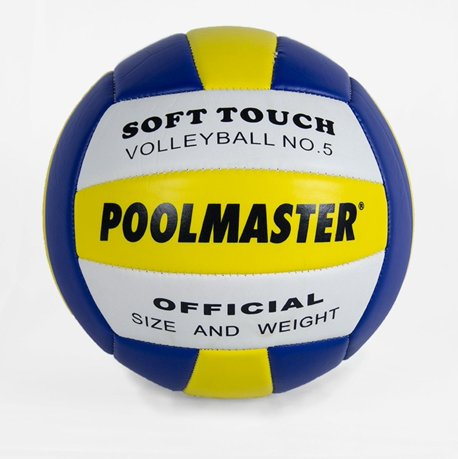 8 Sport Ball Multi Purpose Soft Touch Volleyball Swimming Pool Accessory