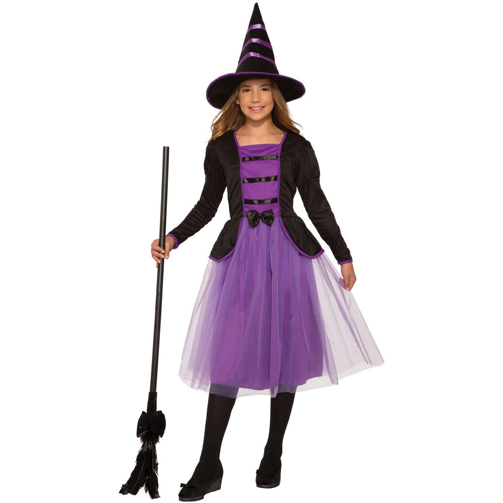 Girls Stella The Witch Costume
