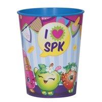Shopkins Plastic Cup, 16 oz, 1ct by Unique Industries