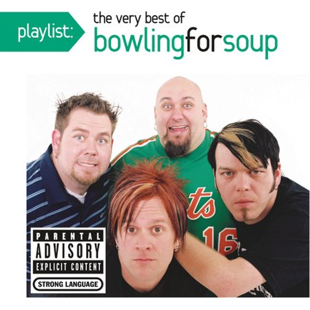 Playlist: The Very Best of Bowling for Soup - Songs For Halloween Party Playlist