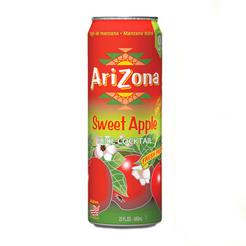 Arizona Tea Red Apple23oz