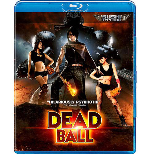 Dead Ball (Blu-ray) (Widescreen)