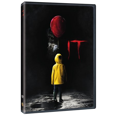 It (2017) (DVD) - 2017 Halloween Movies