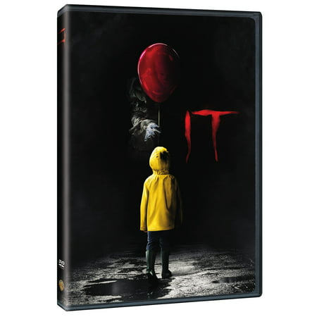 It (2017) (DVD) - Countdown To Halloween 2017