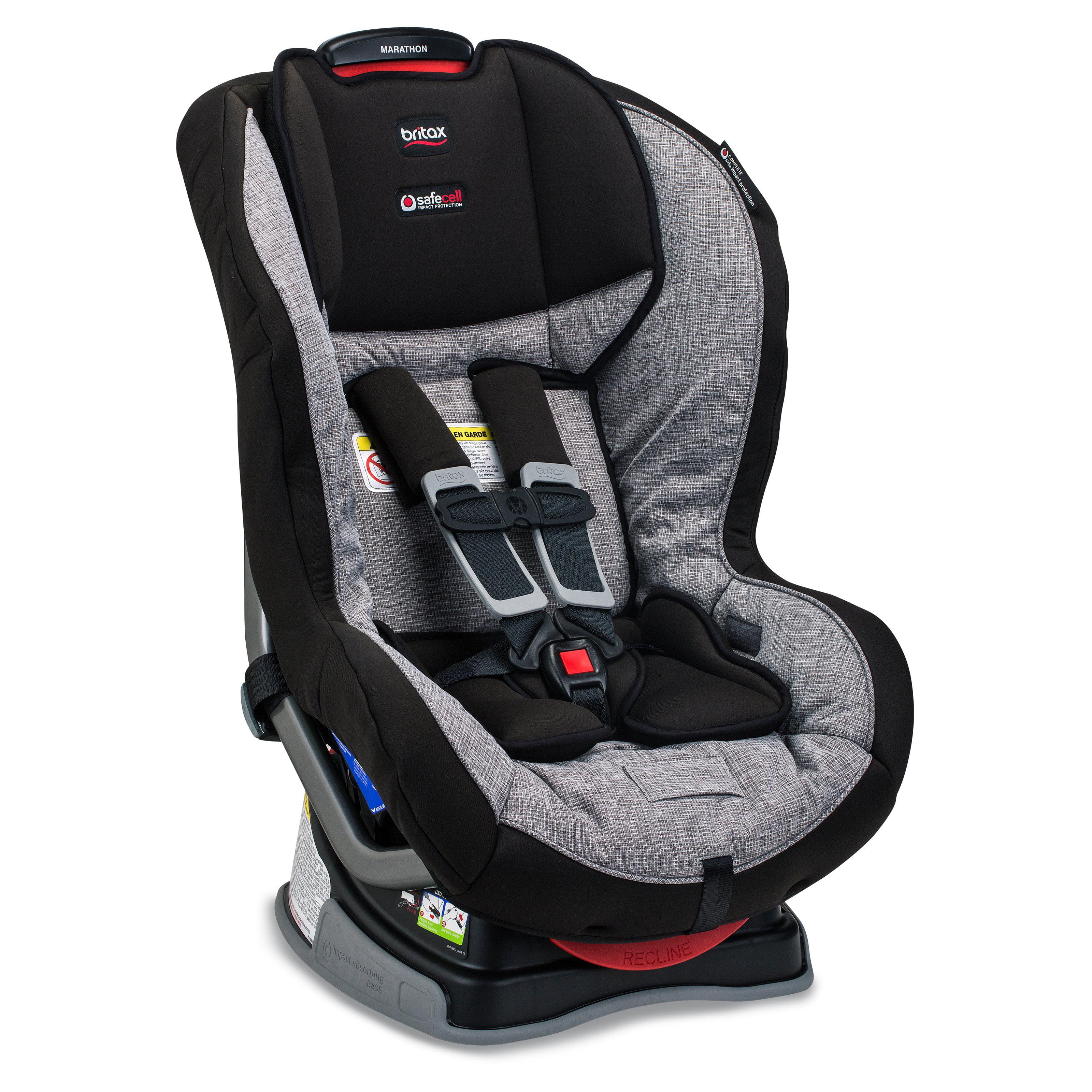 Britax Marathon G4.1 Gridline Convertible Car Seat