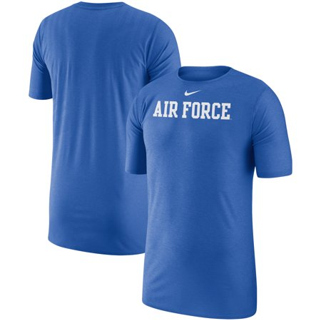 Air Force Falcons Nike 2018 Sideline Player Performance Top - Royal ()
