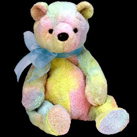 Mellow Bear - Ty Beanie Babies - Mellow the Bear