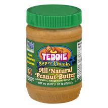 Peanut & Nut Butters: Teddie Peanut Butter