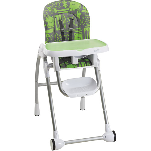 Evenflo - Modern 200 High Chair, Apple Green