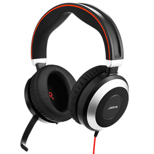 Jabra EVOLVE 80 MS Stereo Headset-7899-823-109