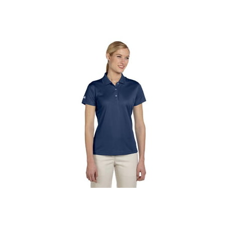 adidas Golf Ladies' climalite Basic Short-Sleeve Polo