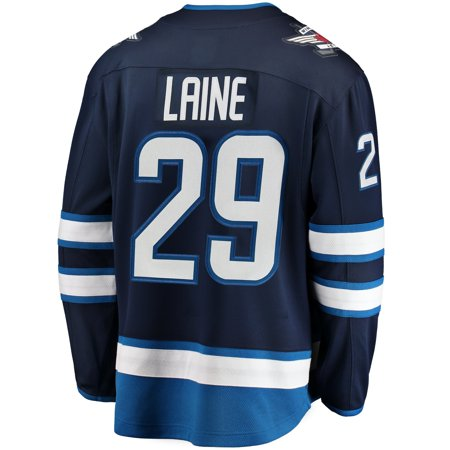 official photos aa553 2db38 Patrik Laine Winnipeg Jets NHL Fanatics Breakaway Home Jersey