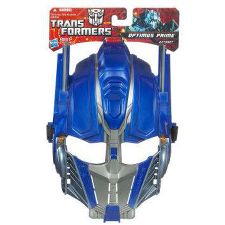 Transformers Revenge of the Fallen Optimus Prime Mask Mask](Optimus Prime Mask)