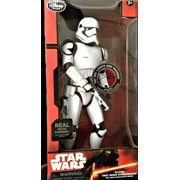 NEW DISNEY Store STAR WARS The FORCE AWAKENS STORMTROOPER Talking Figure 14""