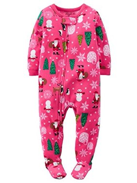 Product Image Carter s Little Girls  Fleece Pajamas (2T db81ccfa5