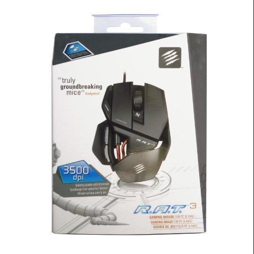 Saitek MCB4370300B2/04/1 Cyborg R.a.t.3 Gaming Mouse