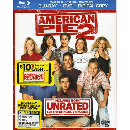 America Pin (American Pie 2 (Blu-ray) )