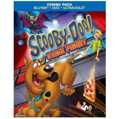 Scooby-Doo! Stage Fright (Blu-ray + DVD + Digital HD With UltraViolet) (With INSTAWATCH) (Full Frame)