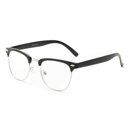 Readers.com | The Jet Setter Browline Men's & Women's Full Frame Reading (Yoko Glasses)