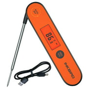 Inkbird Instant Read Meat Thermometer IHT-1P, Digital Waterproof BBQ Meat Thermometer