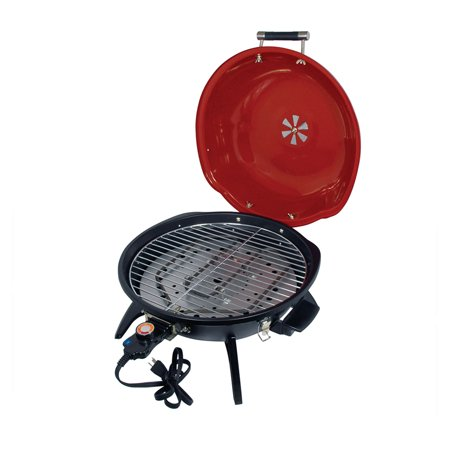 Better Chef 15-inch Electric Tabletop Barbecue Grill ()
