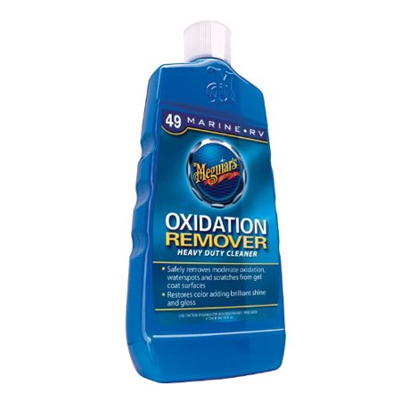 Heavy Duty Oxidation Remover - HEAVY DUTY OXIDATION REMOVER