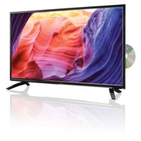 """GPX 32"""" Class - Full HD, DLED TV with DVD Player - 1080p, 60Hz, Multiple Colors"""