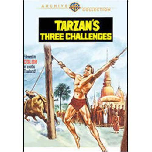 Tarzan's Three Challenges (Widescreen)