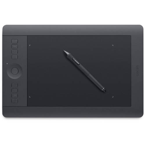 Wacom Intuos Pro Pen and Touch