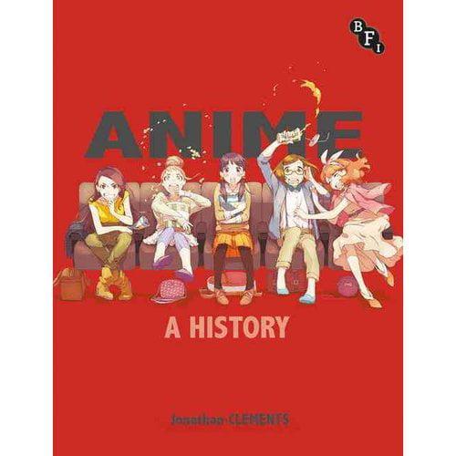 Anime: A History