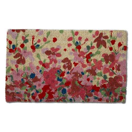 TAG Petals Coir Doormat