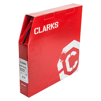 CABLE HOUSING Clarks 5mmx30m-BOX BRAKE Black