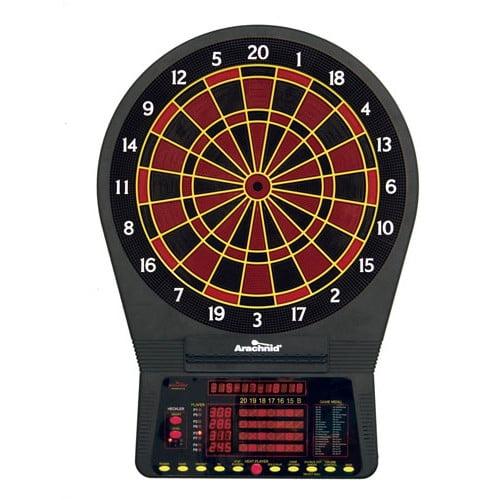 Arachnid Cricket Pro 800 Tournament Series Electronic Dartboard by DMI Sports