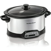 Hamilton Beach Programmable 5-Quart Slow Cooker