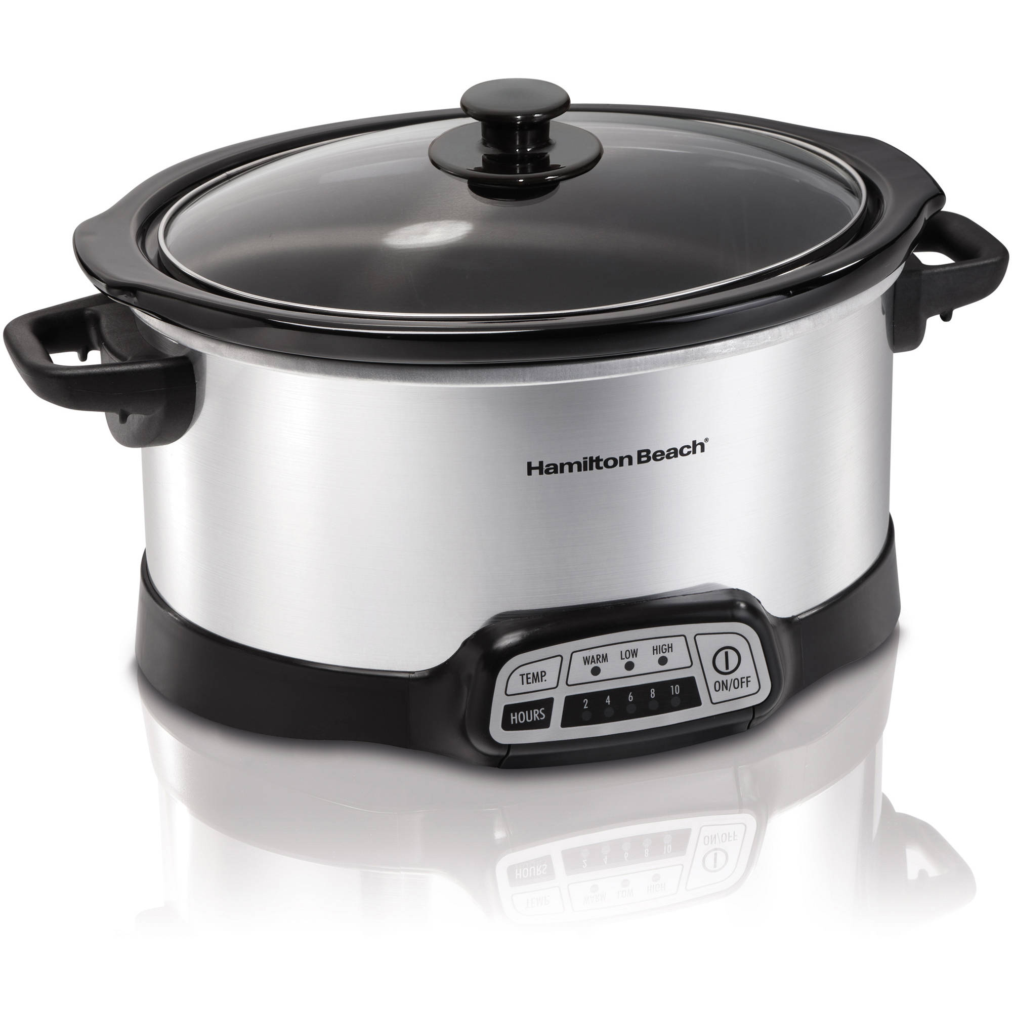 Hamilton Beach Programmable 5 Quart Slow Cooker | Model# 33453