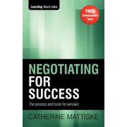 Negotiating for Success