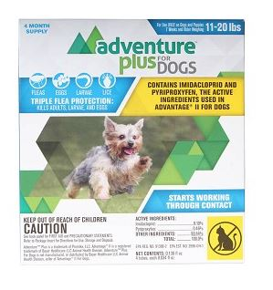 Image of Adventureâ ¢ Plus for Dogs (11-20 lbs)