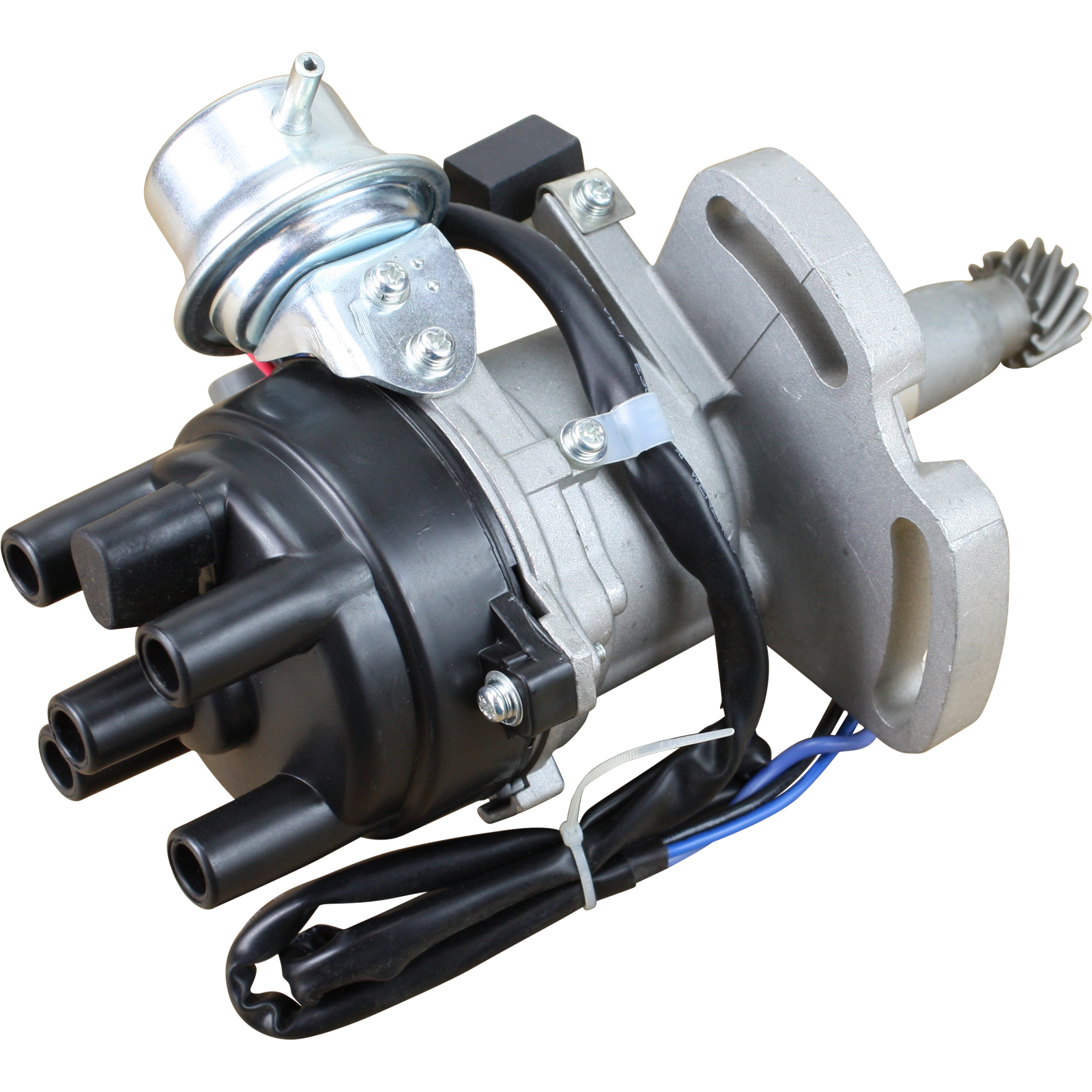 Brand New Complete Ignition Distributor w//Cap /& Rotor for 1989 Mazda B2600 2.6L L4 SOHC MZ52 T2T75072 31-887 OEM FIT D5072