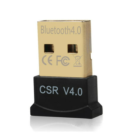 Usb Memory Bluetooth - USB Bluetooth Adapter Wireless Dongle For Laptop PC,Support  WIN 7 8 10 XP VISTA Linux