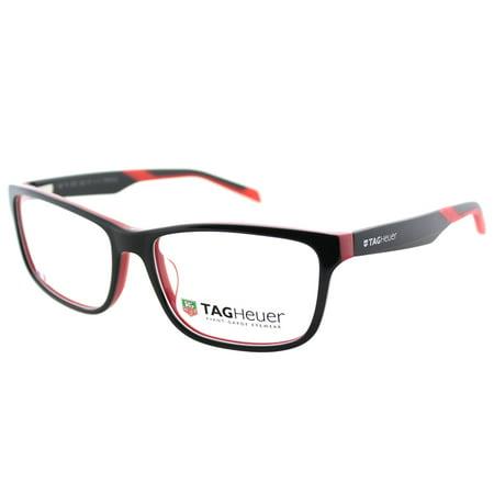 - TAG Heuer B-Urban TAG553 002 Unisex Rectangle Eyeglasses