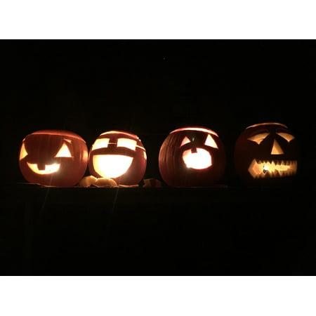 LAMINATED POSTER Autumn October Carving Halloween Pumpkin Holiday Poster Print 24 x - October Halloween Backgrounds