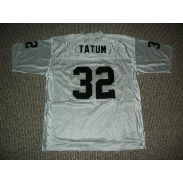 Jack Tatum Jersey #32 Oakland/LA Unsigned Custom Stitched White Football New No Brands/Logos Sizes S-3XL