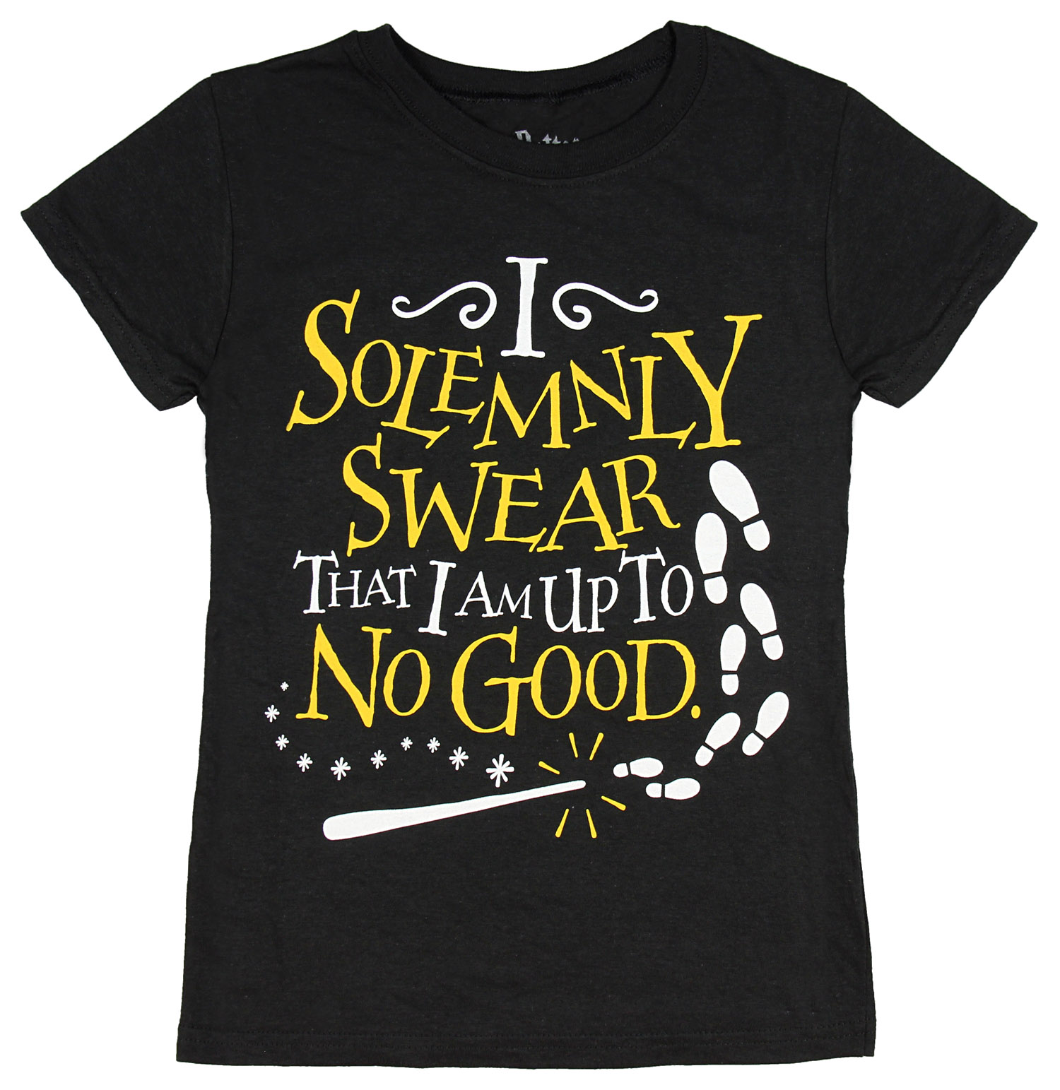 Harry Potter Shirt Girls I Solemnly Swear That I Am Up To No Good Graphic T-Shirt