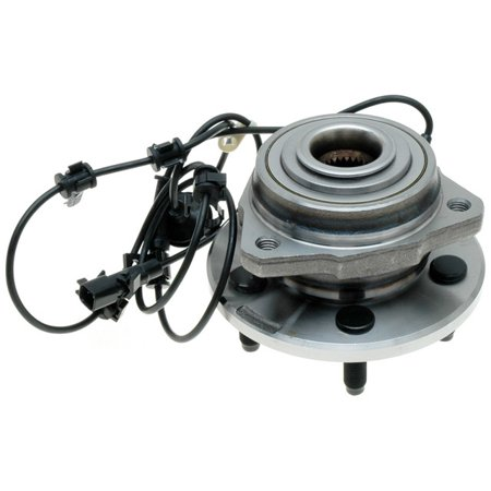 Raybestos Brakes 713177 Wheel Bearing and Hub Assembly Professional Grade OE Replacement - image 1 of 1