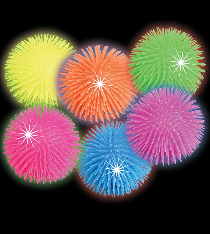 Lumistick LED Flashing Pom-Pom Ball