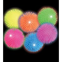 Lumistick LED Flashing Pom-Pom Ball